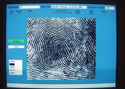 VG Computer Fingerprinting