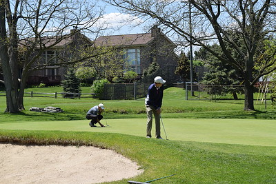 Oakland County Championship for boys golf