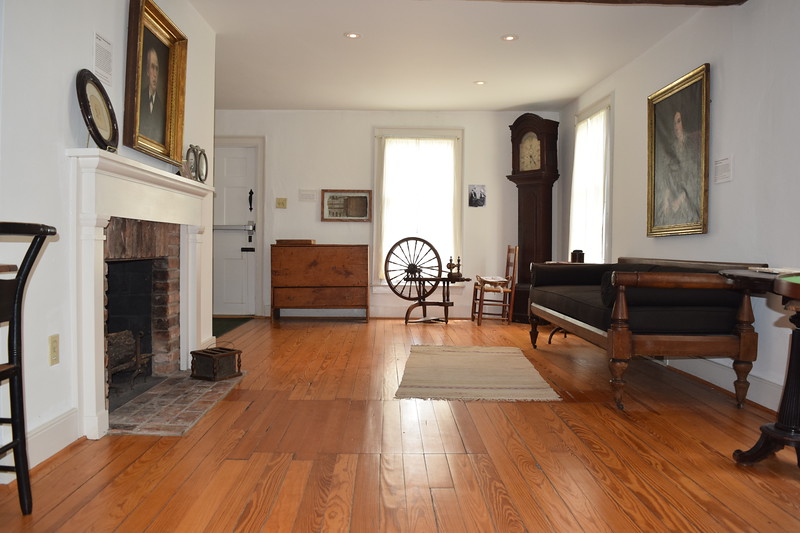 Birmingham's John W. Hunter House, 556 W. Maple Road, is Oakland County oldest structure dated 1822. It served as home to Hunter, one of the county's earliest settlers and a Civil War veteran. The county will be celebrating its bicentennial in 2020 and a study group has made recommendations on how to mark the occasion. (Mark Cavitt/The Oakland Press)