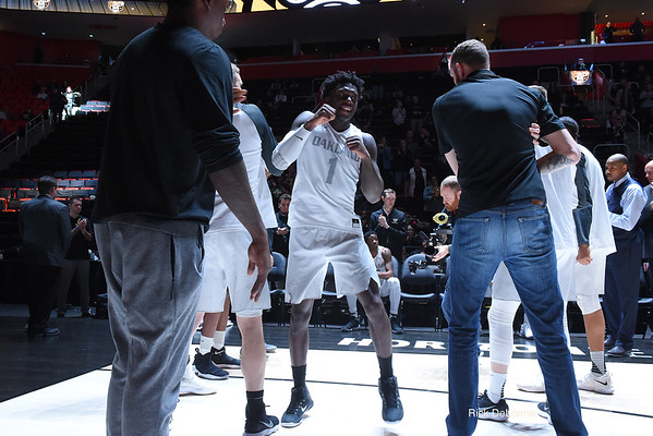 Oakland University Men's Basketball VS Cleveland State 03-05-18