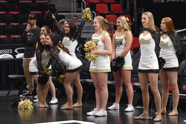 Oakland Women's Basketball VS IUPUI 03-03-2018