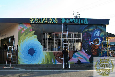 Funktown Arts District with CRP Desertland(SEB)