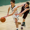 Oakmont's Charles Pappas in action against Northbridge on Tuesday evening. SENTINEL & ENTERPRISE / Ashley Green