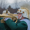 The Oakmont & Gardner High School bands performed at the Thanksgiving Day football game, as they have all season. SENTINEL & ENTERPRISE / Jim Marabello
