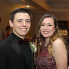Shane Skamarycz Emily Boudreau at the prom<br /> -Courtesy photo