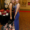 Oakmont Regional High School held its prom at Great Wolf Lodge New England on Saturday night, May 20, 2017. Seniors and bestfriends Katherine Haschig and Clarisse Sugar were ready for the prom. SENTINEL & ENTERPRISE/JOHN LOVE
