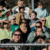Oakmont fans cheer on the team during the Division 2 state championship game against Watertown on Saturday afternoon at WPI. The Spartans would fall to Raiders 4-3. SENTINEL & ENTERPRISE / Ashley Green