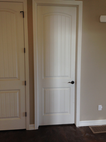 Upgrade Door. $75.00 for the WHOLE house.