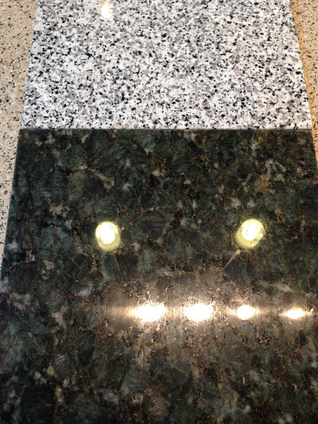 Kitchen standard tile - two choices