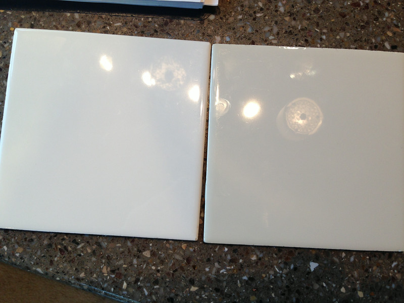Standard tile for alternate shower in bath #2 and bath #3.
