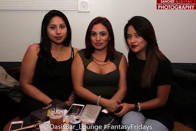 Oasis Lounge #FantasyFridays 12-4-15