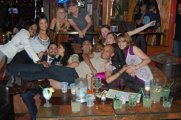Johnny's Birthday Bash at Baja Cantina