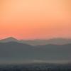 Sunrise over Oaxaca