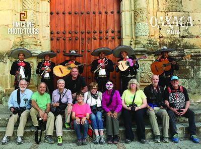 Oaxaca - Day of the Dead 2016