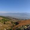Atzompa vista panorama