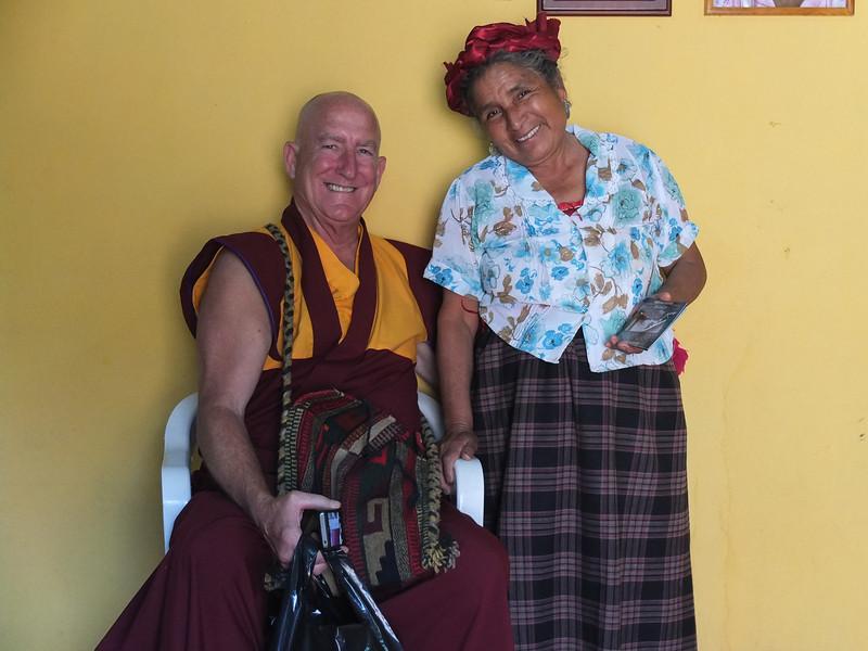 Tsogtor and Angela
