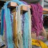 Dyed yarn Lunes Santos 2012
