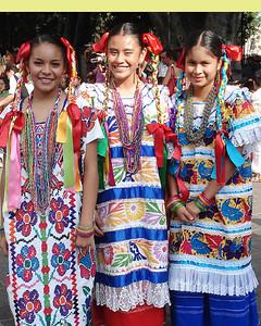 City Of Oaxaca, Oaxaca