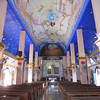 The Church Is Famous For Its' Frescos