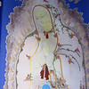 Its' Claim To Fame Is Having The Largest Madonna On A Church Ceiling