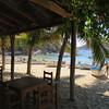 The Palapa Restaurants Above The Fishermen's Playa