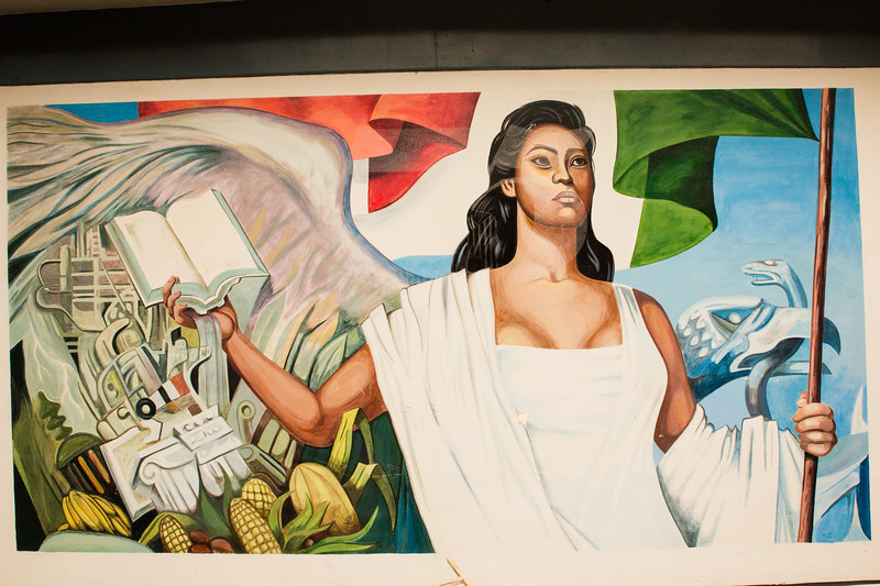 Empowering Mural