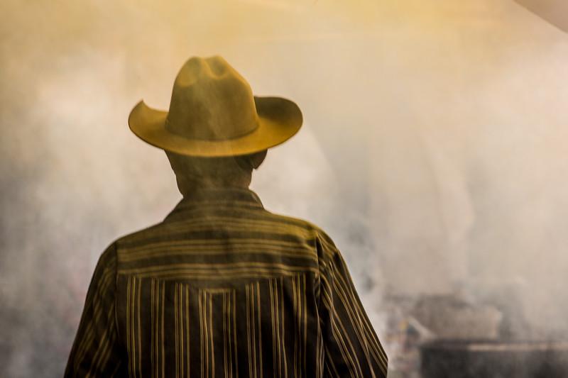 Barbecue at the Mercado