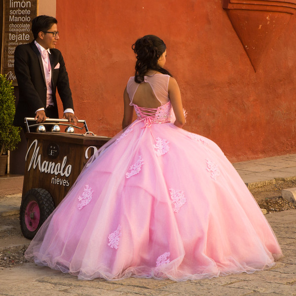 Fifteenth Birthday Dress