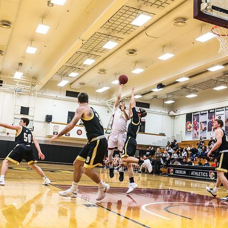 Oberlin Mens and Women Basketball