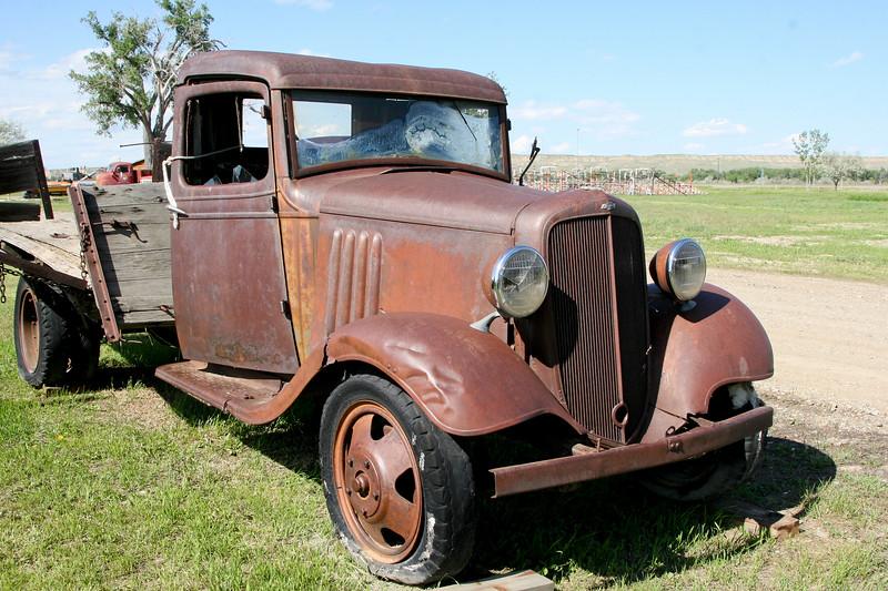 Antique Truck_SS7852