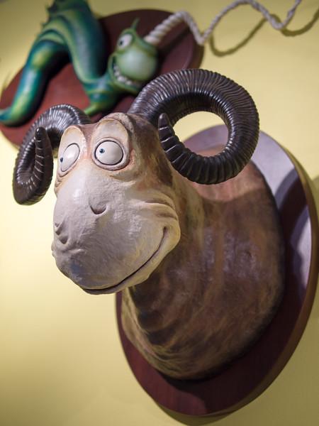 Goo-Goo-Eyed Tasmanian Wolghast