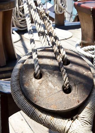 Rope riggings