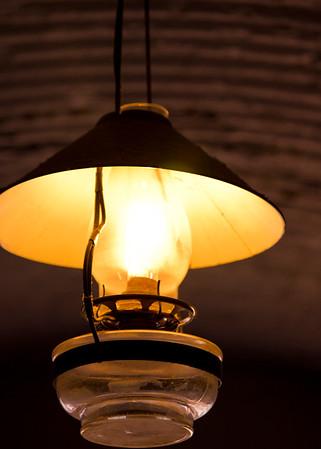 Electric Oil Light