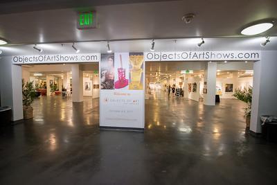 Objects of Art LA - Show Entrance