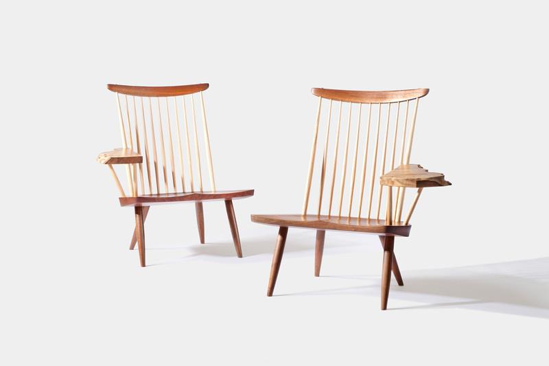 Freeform Lounge Chairs