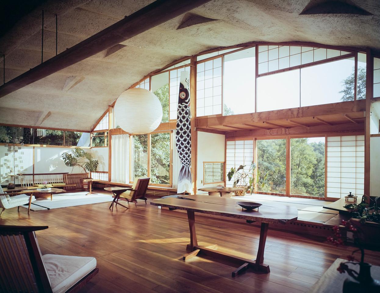 Nakashima House/Studio