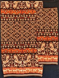 Indonesian Hinggi Textile
