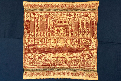 Indonesian Tampan Textile