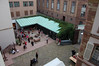 Strassbourg Cathederal Restoration Building Courtyard