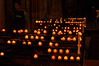 Altar Candles in Strassbourg Cathederal