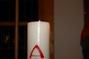German Church Candle