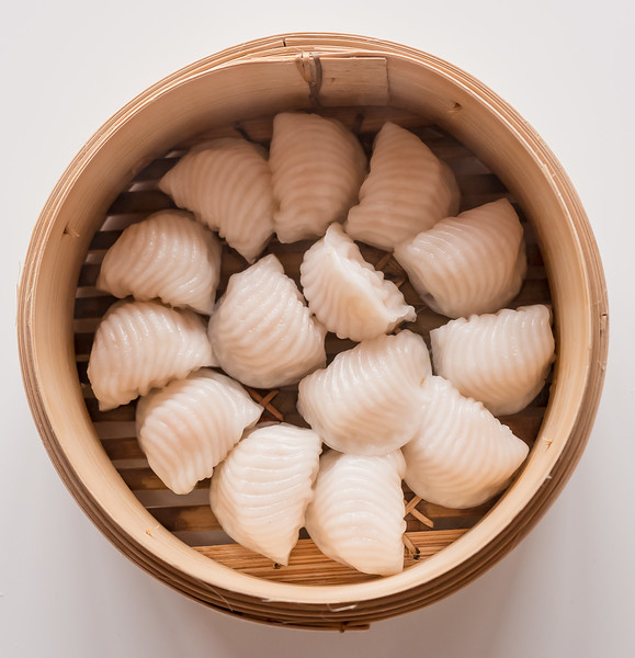 Dim Sum at home