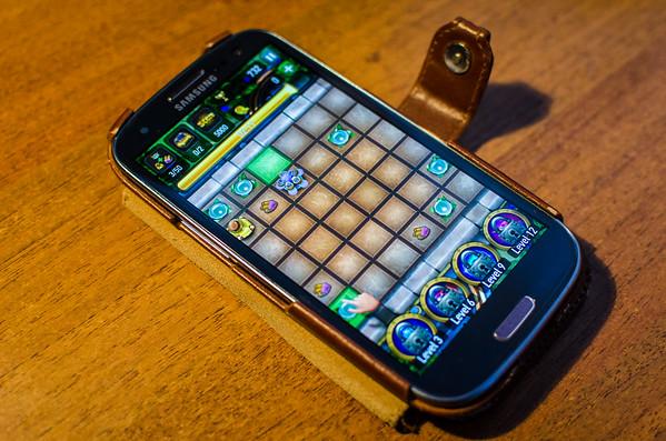 Prime World: Alchemy на Samsung Galaxy SIII