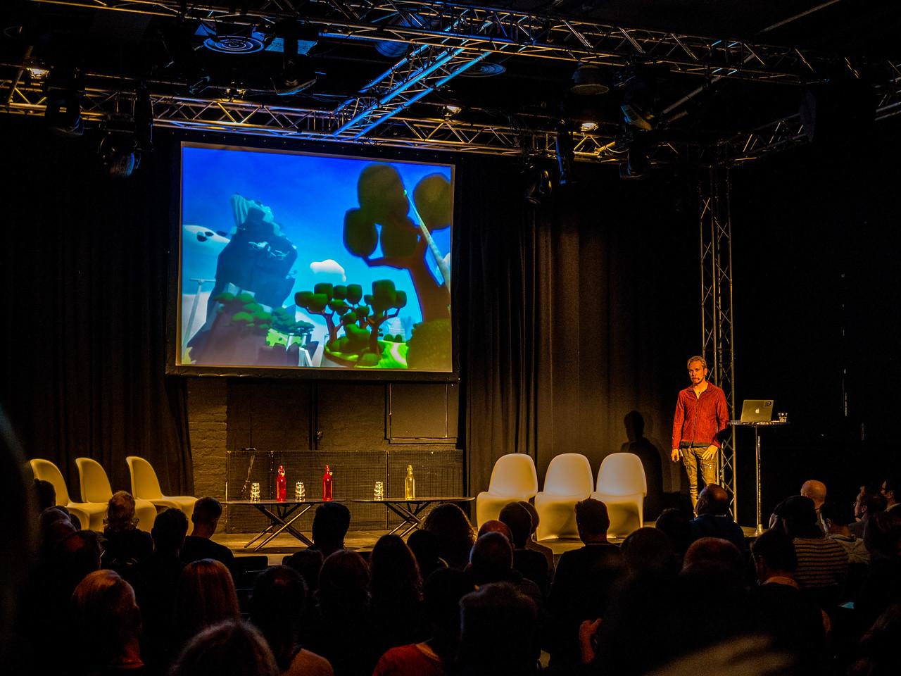 VR Conference in Helsinki