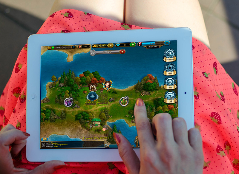 King's Bounty: Legions on iPad