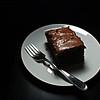 fork...cake...plate...