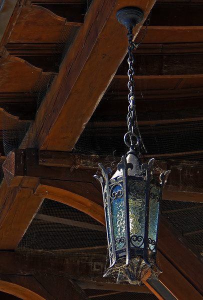 Hairy Old Lamp