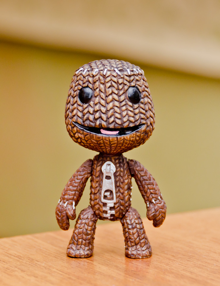 Sackboy (D5100 test)