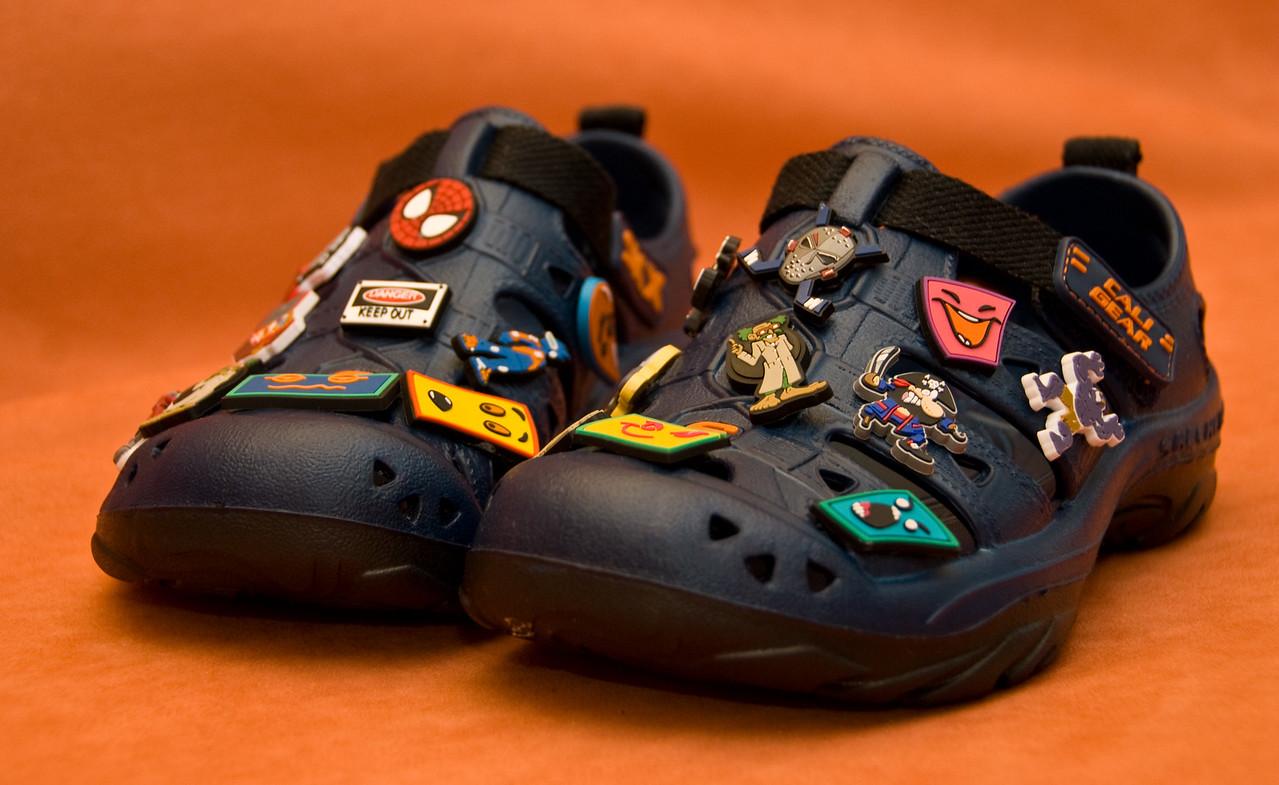 Skechers Armada customized shoes