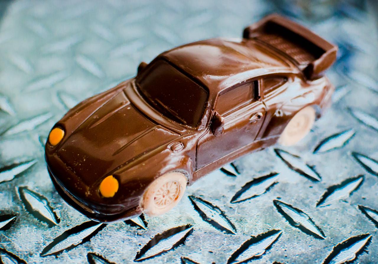 Chocolate Car
